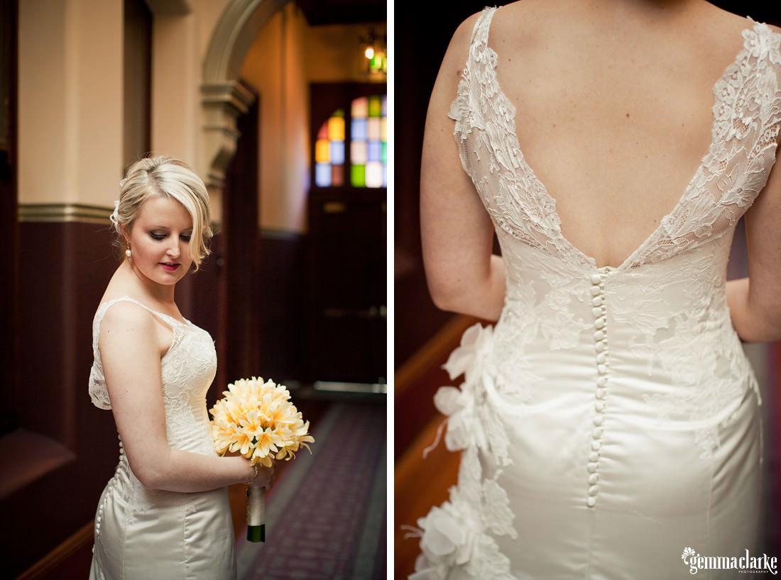 Elise And Scott's Longworth House Wedding
