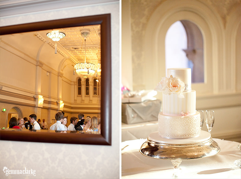 Wedding Dresses Qvb Sydney : Brooke and edward s beautiful wedding on sydney harbour