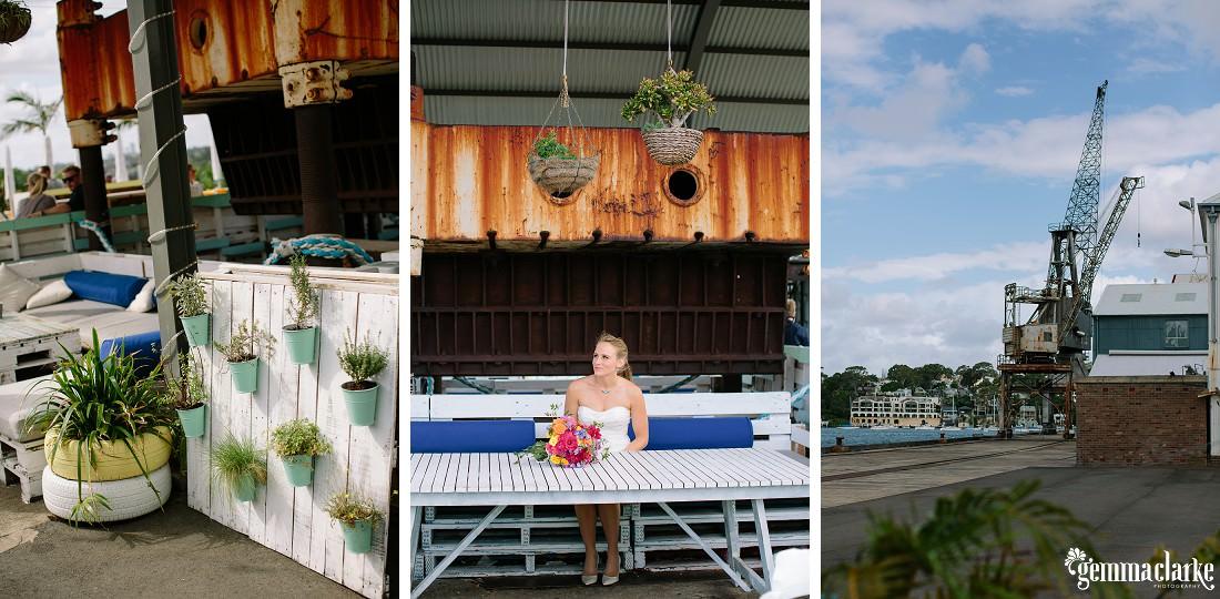 gemmaclarkephotography_cockatoo-island-wedding-photos_the-bar-at-the-end-of-the-wharf_0058
