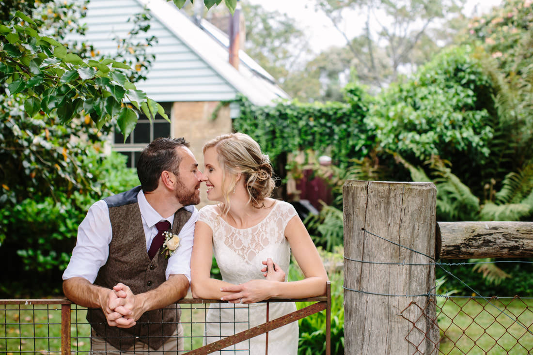 Erin and Mick's Relaxed Countryside Wedding – Little Forest Cottages, Southern Highlands – Gemma Clarke Photography