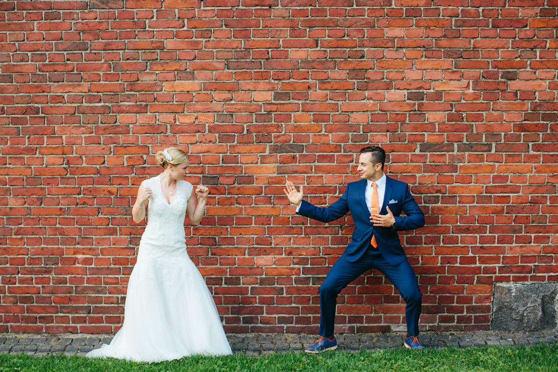 Heini and Miska's Fun Katajanokka Gaol Wedding – Helsinki, Finland – Gemma Clarke Photography