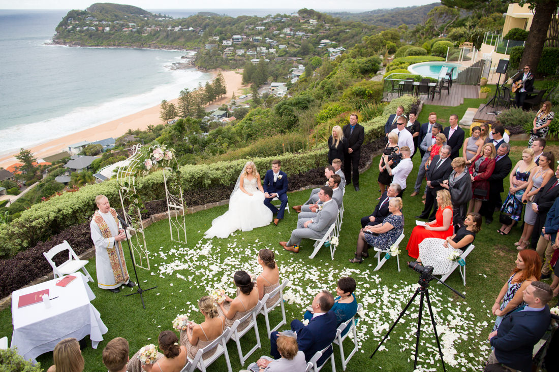 Lauren and Tim's Super Fun Jonah's Wedding – Whale Beach – Gemma Clarke Photography