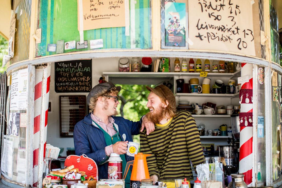 Giving back to the Community – Portraits of Käpylän Café – Helsinki, Finland – Gemma Clarke Photography