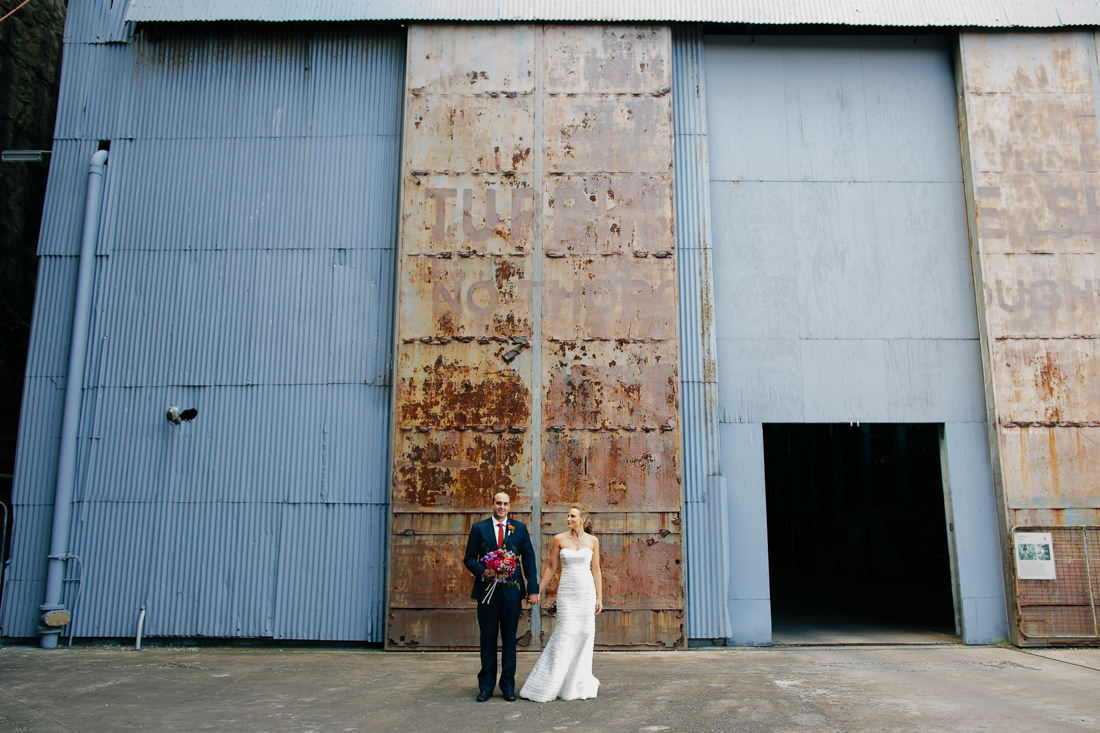 Megan and Andrew's Nautical Themed Wedding – Cockatoo Island and Walsh Bay – Gemma Clarke Photography