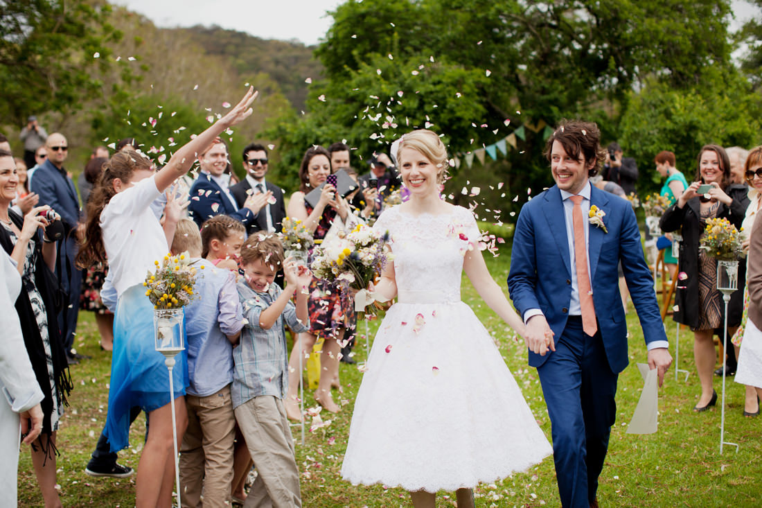 Leah and Tim's Fun and Quirky Country Wedding – Ilaroo, NSW South Coast – Gemma Clarke Photography