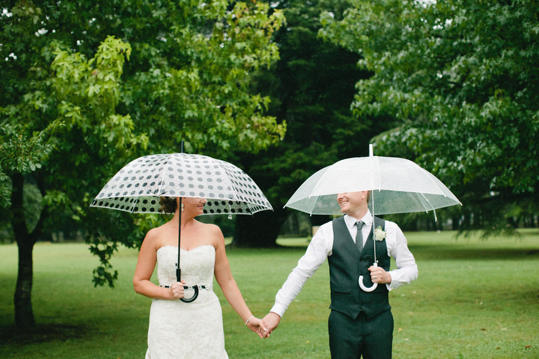 Natalie and Adam's Fun Rainy Day Wedding – Sylvan Glen, Southern Highlands – Gemma Clarke Photography