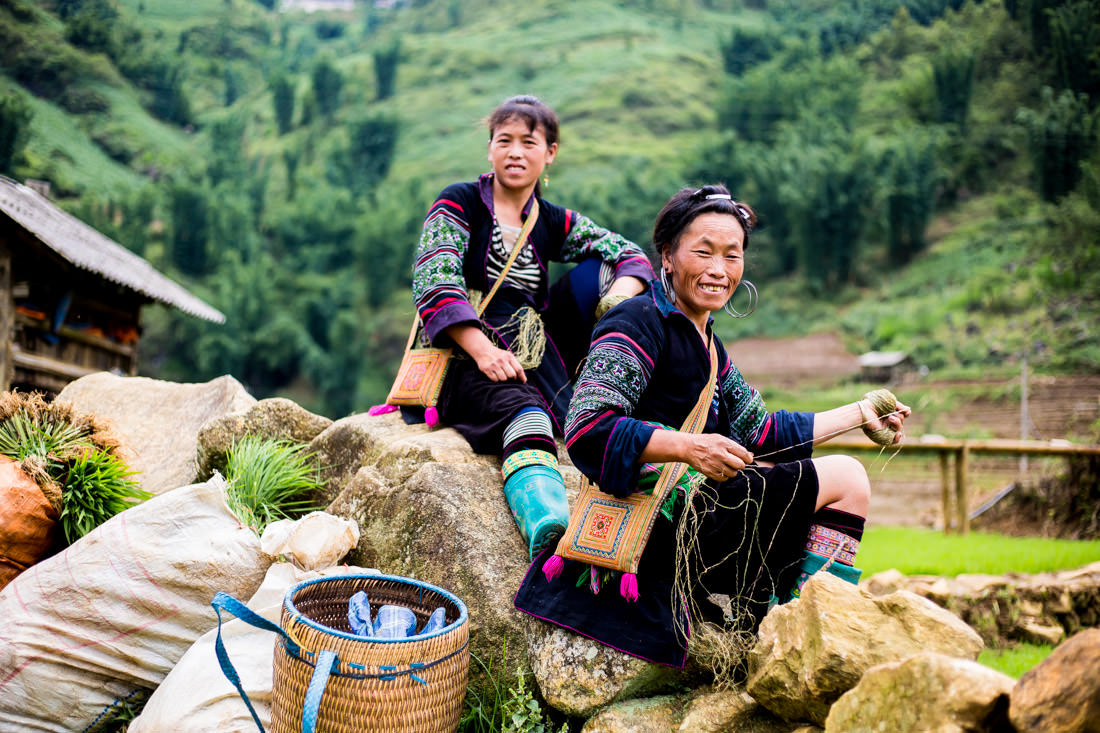Sapa Trekking Homestay and Rice Terraces