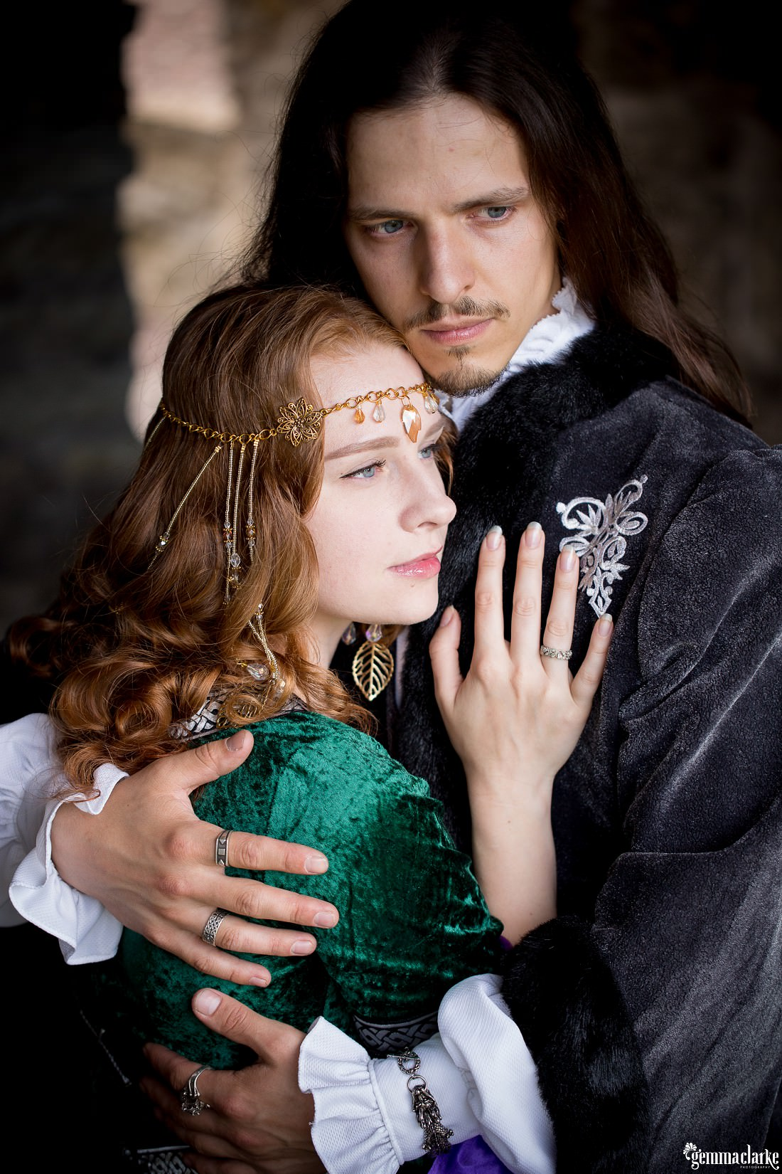 gemmaclarkephotography_medieval-portraits_lia-and-daemon-0018